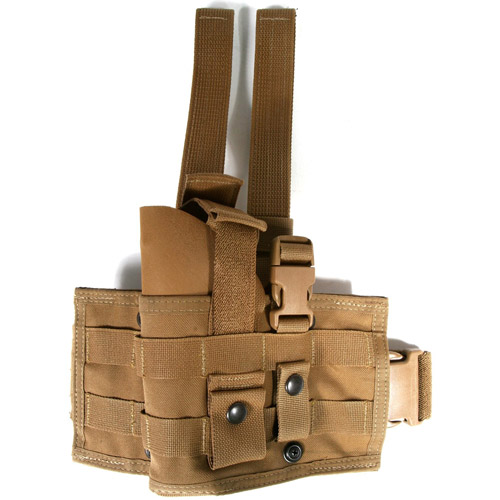 Spec-Ops Brand Vapor Holster Glock, 20-21, Coyote Brown by Generic