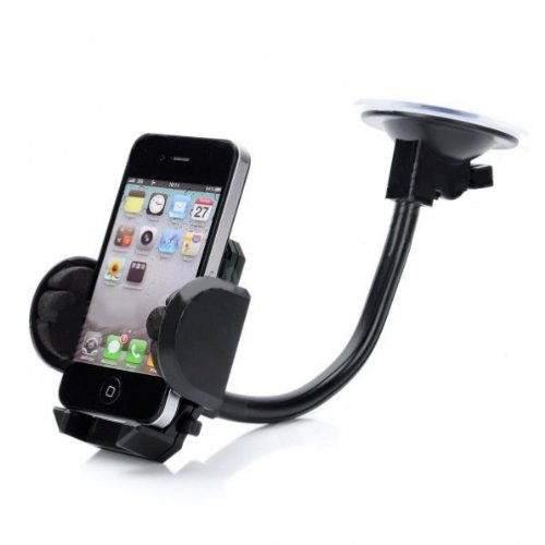 Universal Rotating Car Mount Windshield Window Phone Hold...