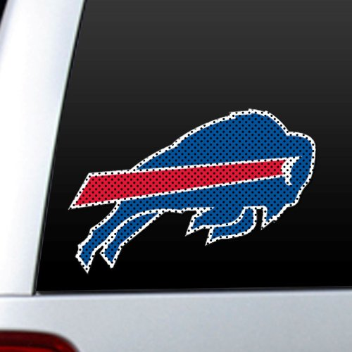 NFL Buffalo Bills Die Cut Window Film