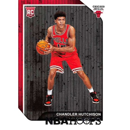 2018-19 Panini Hoops #257 Chandler Hutchison Chicago Bulls Basketball Card](Halloween Ball Chicago 2017)