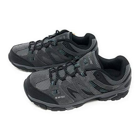 9e34409397707b Hi-Tec - Hi-Tec Jason Low Gray Medium Width Men's Hiking Shoes Size ...