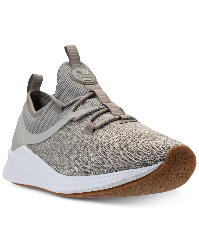 NEW BALANCE Fresh Foam Lazr Sport Men | Military Urban Grey / Stone Grey / White (MLAZRMF) (8.5-Men)