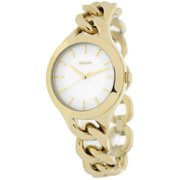 Women's Chambers Watch Quartz Mineral Crystal NY2217