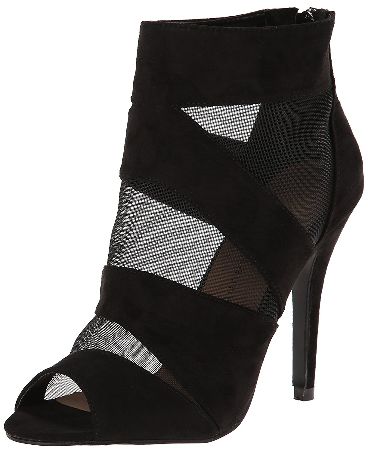 Chinese Laundry Jasper   Peep-Toe Synthetic  Bootie