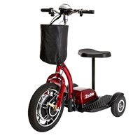 Drive Medical ZooMe Three Wheel Recreational Power Scooter