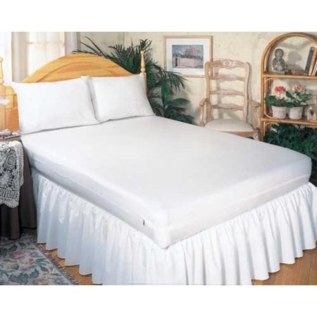 Mattress Cover Allergy Relief Full Size 54 X75 X9 Zippered