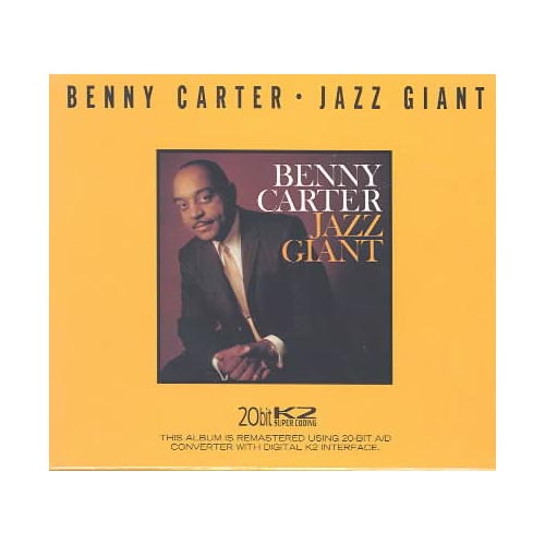 Personnel: Benny Carter (alto saxophone, trumpet); Ben Webster (tenor<BR>saxophone); Frank Rosolino (trombone); Andre Previn, Jimmy Rowles (piano);<BR>Barney Kessel (guitar); Leroy Vinnegar (bass); Shelly Manne (drums).<BR>Recorded in Los Angeles, California on June 11, July 22, October 7, 1957 and<BR>April 21, 1958.  Originally released on Contemporary (7555).  Includes<BR>original liner notes by Nat Hentoff.<BR>Digitally remastered using 20-bit K2 Super Coding System technology.
