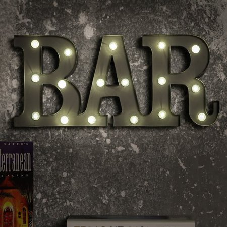 Wrought Studio Bar Led Marquee Sign