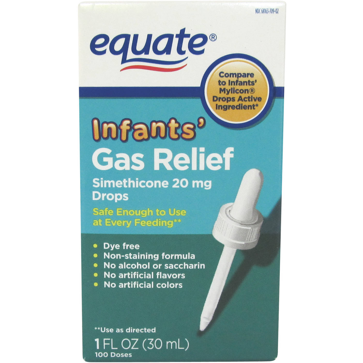 Equate Infant Gas Relief Drops Walmart Com