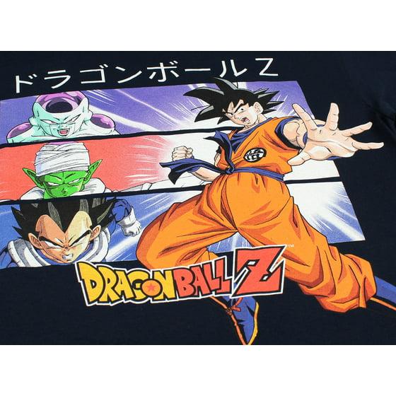 bc905f02 Real Deal Sales LLC - Dragon Ball Z Shirt Men's Goku Vegeta Piccolo ...