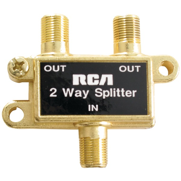 TWO-WAY SPLITTER