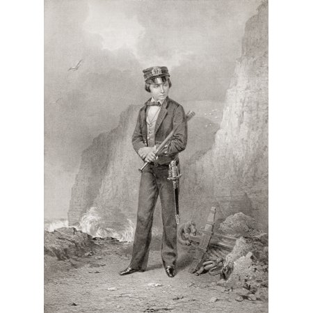 Edward VII 1841 Canvas Art - Ken Welsh Design Pics (22 x 32)