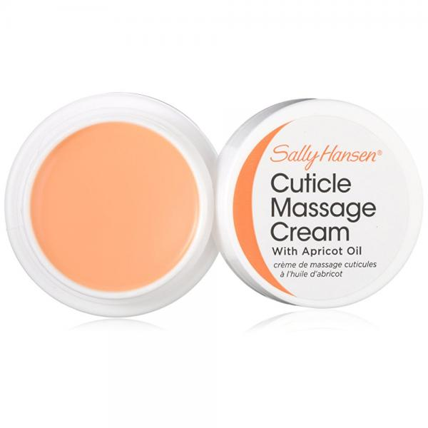 sally hansen cuticle massage cream, 0.4 ounce