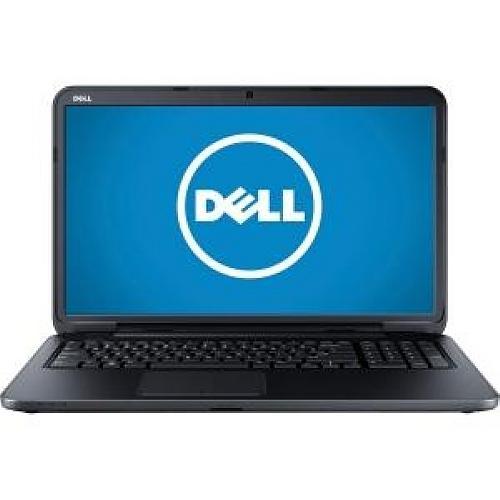 "Dell Inspiron i17RV-3640BLK 17.3"" LED (TrueLife) Notebook - Intel Core i3 i3-4010U 1.70 GHz - Black"
