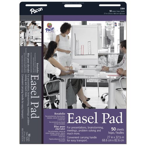 "Pacon Corporation Easel Pad, 27"" x 34"""