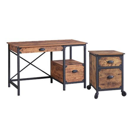 Better Homes and Gardens Rustic Country Office Collection Set