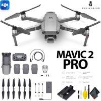 DJI Mavic 2 Pro with Extra Batteries Combo