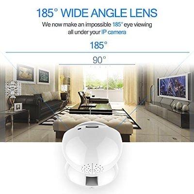 Besyoyo 1080P HD Wireless IP Camera Home Security Wifi with TWO-Way  Audio/Night