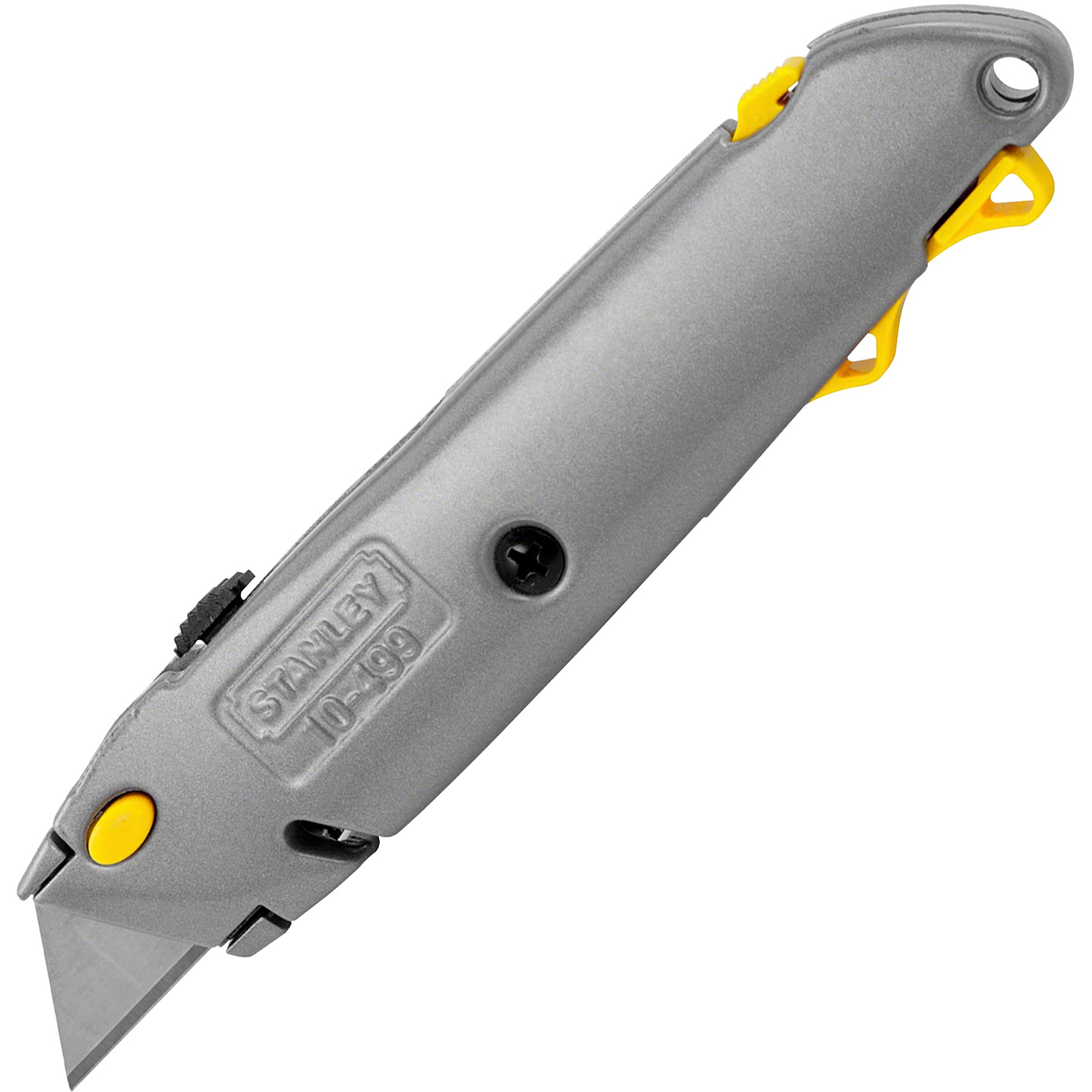 STANLEY 10-499W Quick-Change Retractable Utility Knife