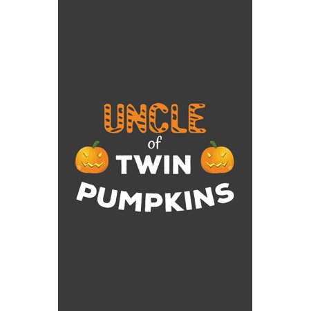 The New Girl Halloween Cast (Uncle Of Twin Pumpkins: Uncle Of Twin Pumpkins Uncles Notebook - Funny Halloween Day Tio Doodle Diary Book Gift For Tios Of Twins Boys Or Girl)