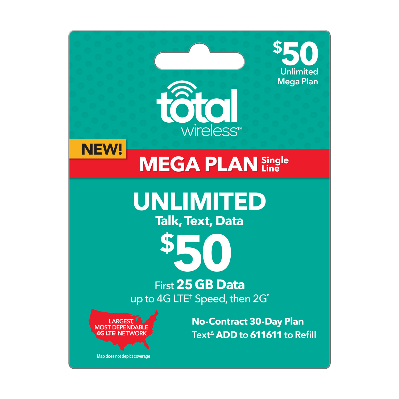 Total Wireless - Walmart com