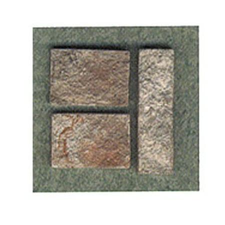 Dollhouse Cut Stone Veneer Blend 150Pcs