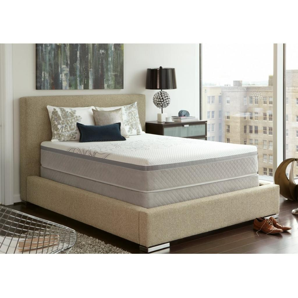 Sealy Posturepedic Hybrid Ability Firm Cal King Size Mattress Set