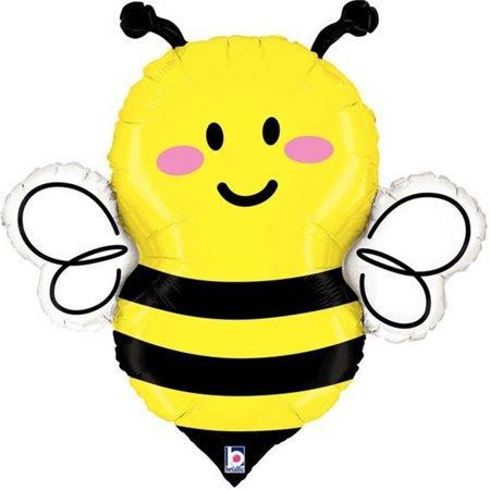 Bee Foil Balloon 34