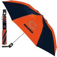 "Chicago Bears WinCraft 42"" Folding Umbrella - Navy/Orange - No Size"