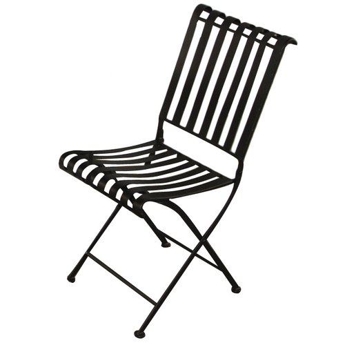 4D Concepts Metal Folding Chair - Set of 2