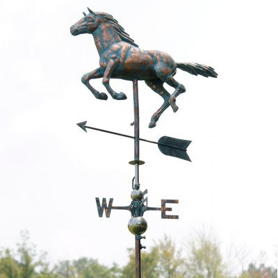 Furniture Barn USA™ Horse Weathervane