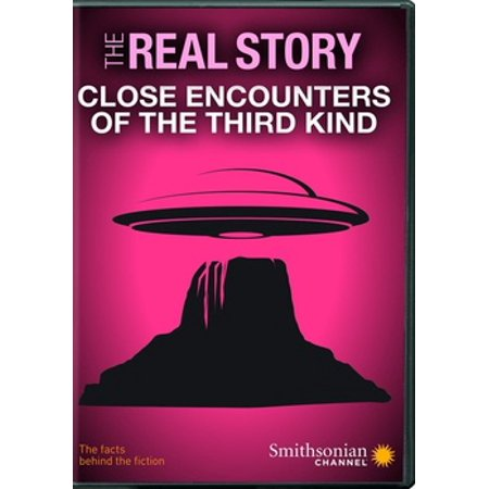 Smithsonian The Real Story: Close Encounters of the Third Kind (DVD) - The Real Story Of Halloween Documentary