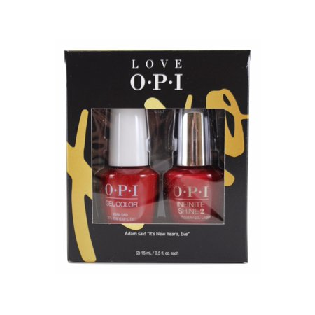 OPI GelColor/Infinite Shine Lacquer Duo Pack #1- Adam Said