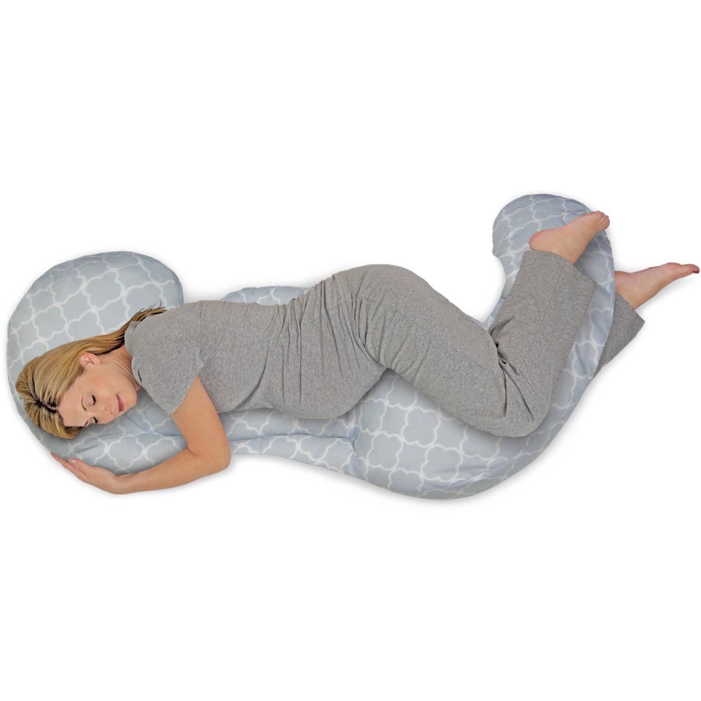 Boppy Custom Fit Total Body Pillow - Trellis