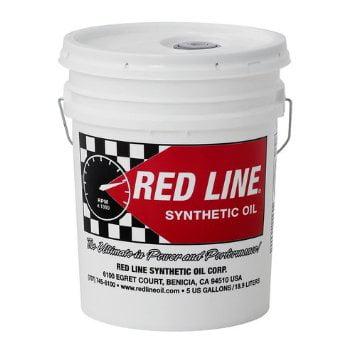 RedLine-75W90-5 Gallon-GL-5 Fully Synthetic Gear Oil PN: 57906