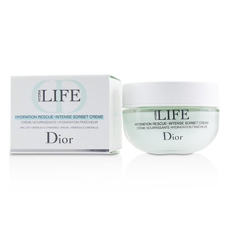 Christian Dior Hydra Life Hydration Rescue Intense Sorbet Creme 50ml/1.7oz