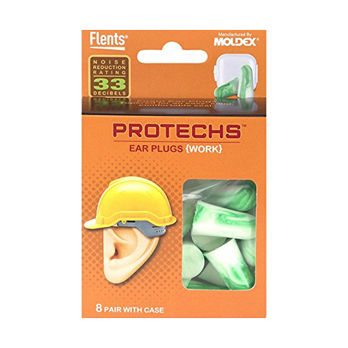 Apothecary Flents Protechs Ear Plugs, 8 ea