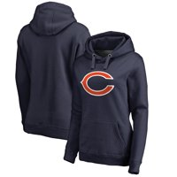 8d7b11072 Product Image Chicago Bears NFL Pro Line by Fanatics Branded Women s Plus  Sizes Primary Logo Pullover Hoodie -