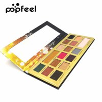Popfeel 16 Colors Makeup Eyeshadow Palette