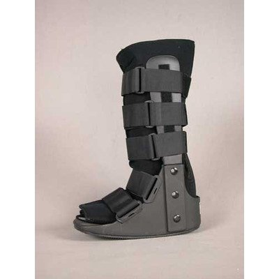 Darco International FX Pro Walker High Boot in Classic Black