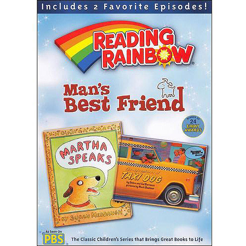 Reading Rainbow: Man's Best Friend (Martha Speaks & The Adventures of Taxi Dog) by EDUCATE PRODUCTS