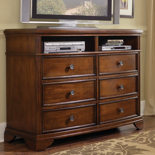 Carolina Home Collection Chesterfield 6 Drawer Double Dresser