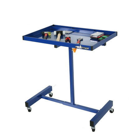 Tool Tray Cart - FRONTIER Rolling Tool Tray Cart