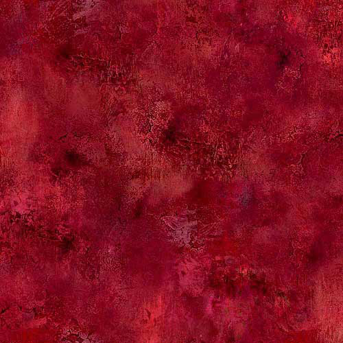 "Springs Creative Sacre Coeur Distressed Texture Burgundy 43"" wide Fabric by the Yard"