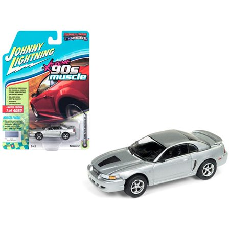 1999 Ford Mustang GT Silver