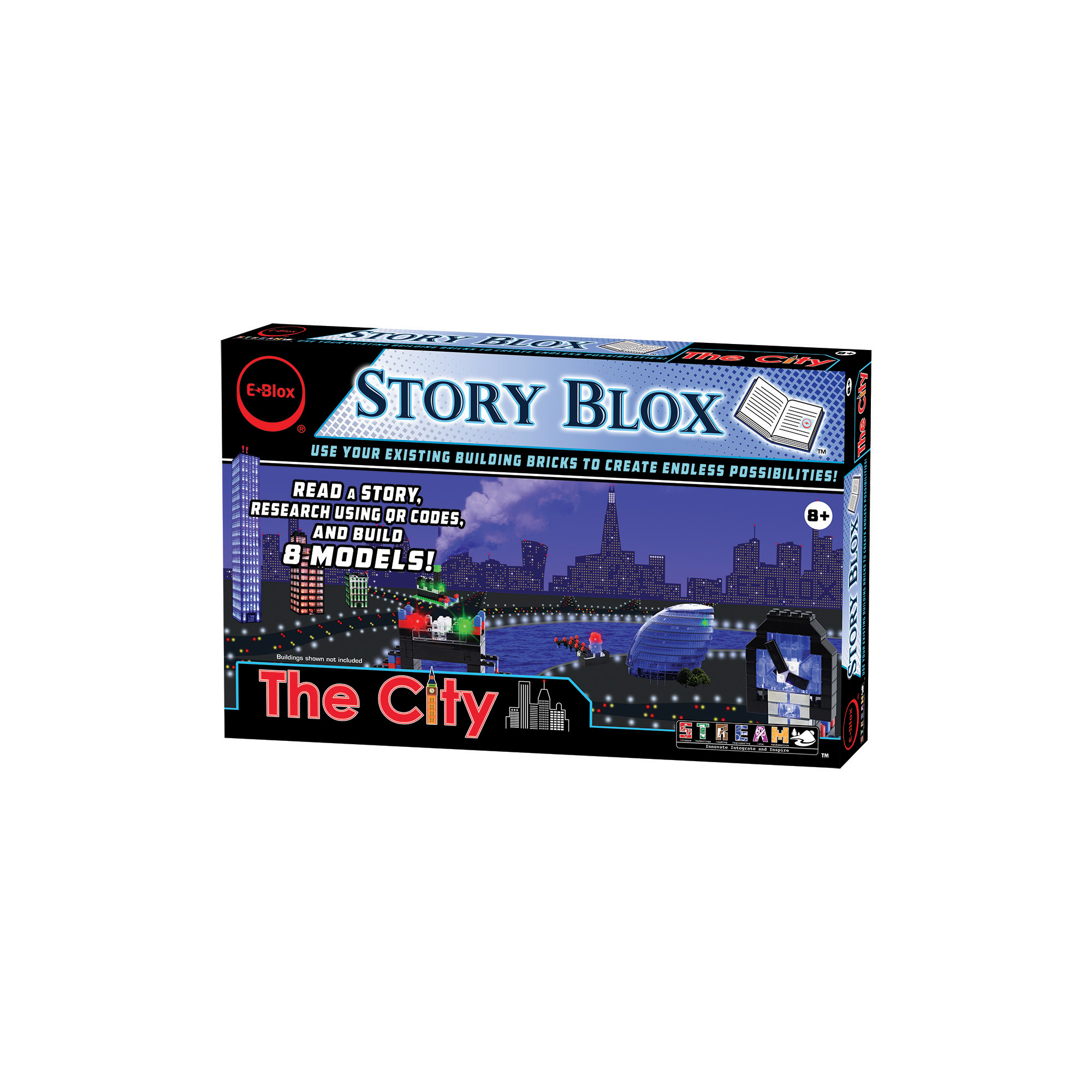 Story Blox - The City