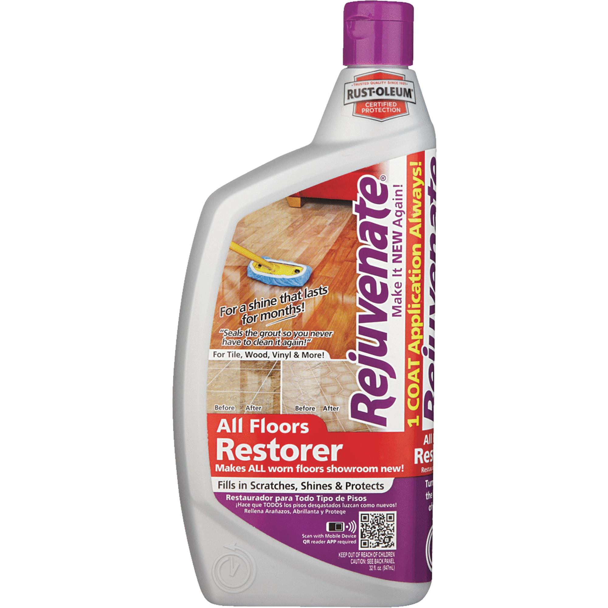 Rejuvenate Wood Finish Restorer Floor Finish