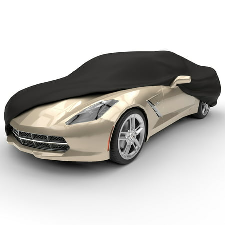 Budge Indoor Stretch Corvette Cover, Luxury Indoor Protection for Corvettes, Multiple Sizes