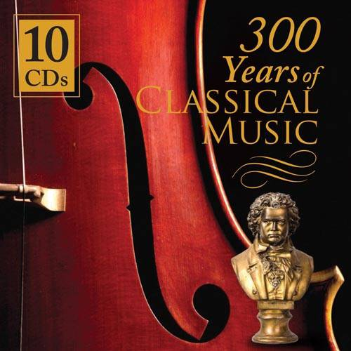 300 Years Of Classical Music (10CD)