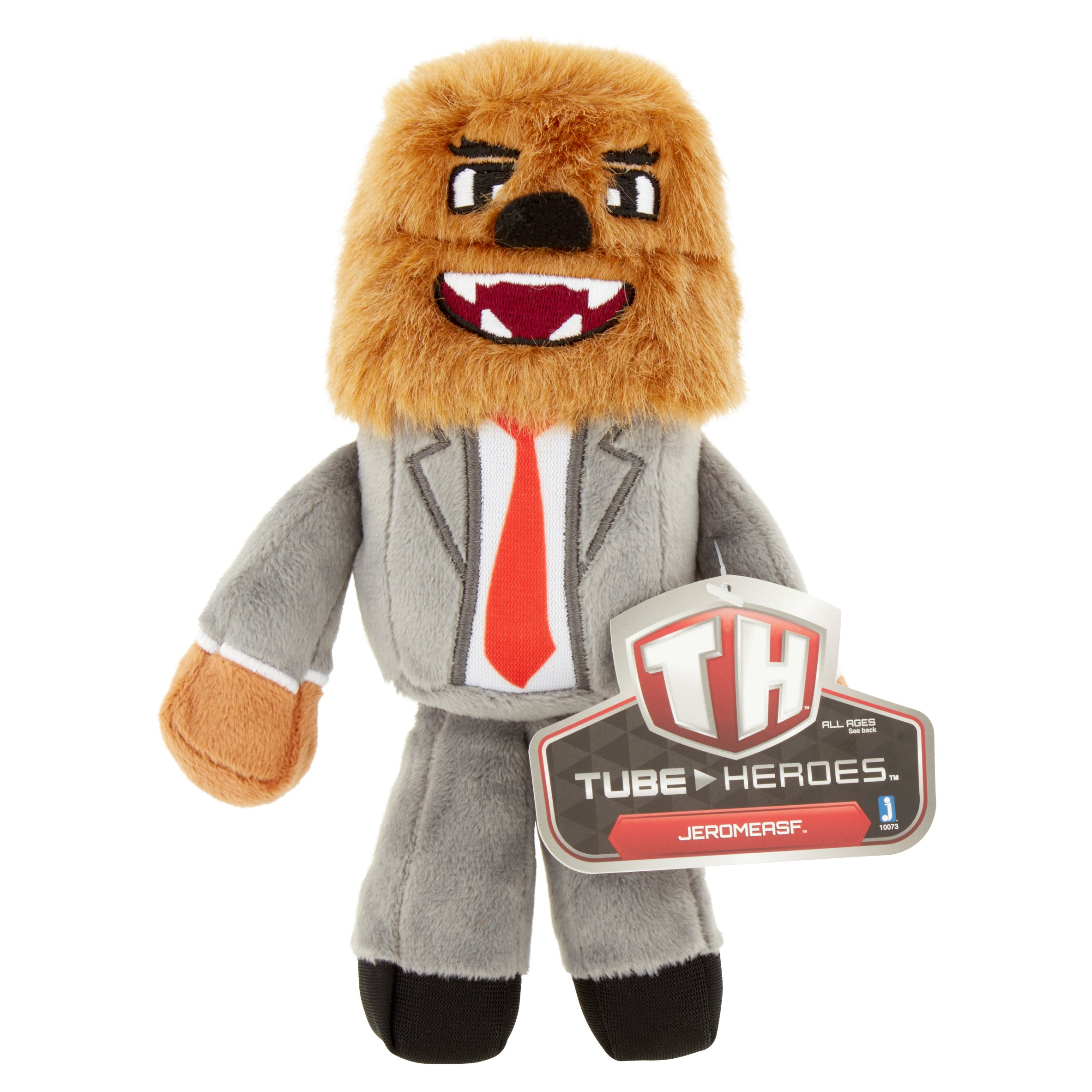 Tube Heroes JeromeASF Plush All Ages